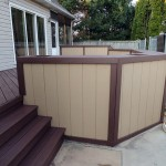 T-111 and deck were completed with new Cabot stain – Centreville, MD