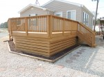 Deck Stained by DeckResurrect in Indian River, DE