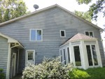 After power washing house, but before painting – Kent Island) Stevensville. MD