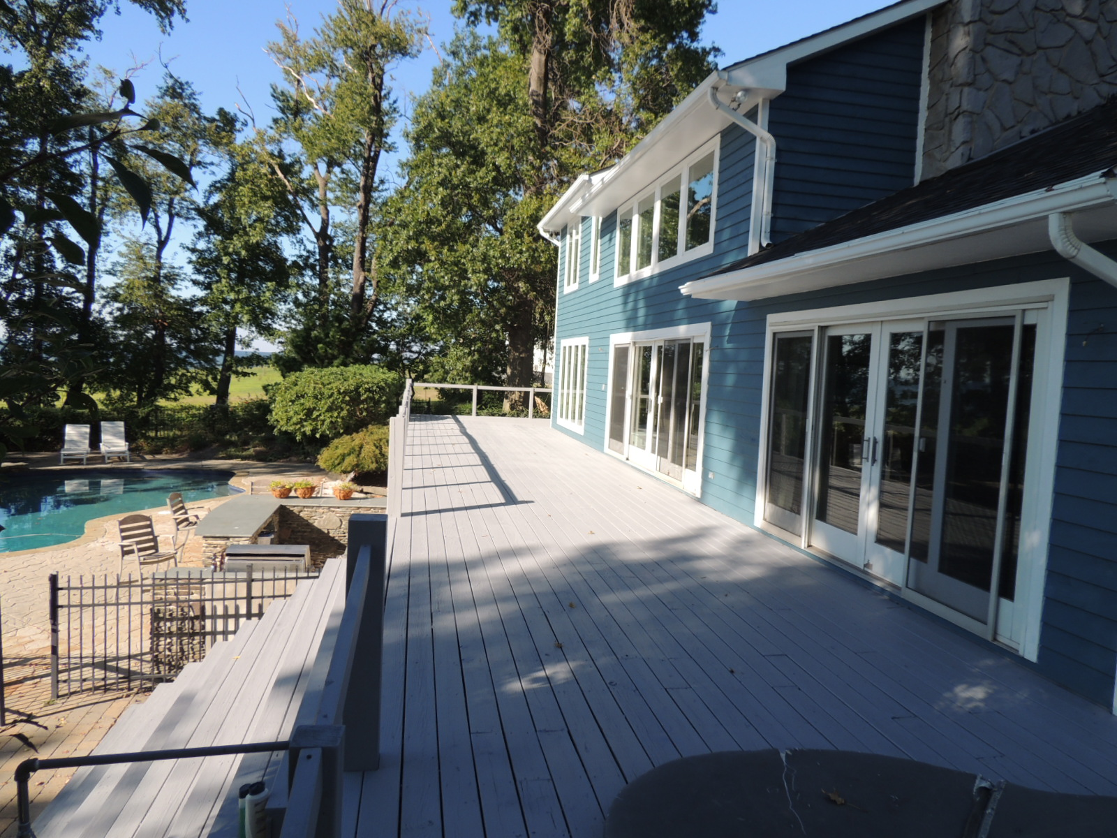 Paint prep exterior What is the best exterior paint for decks