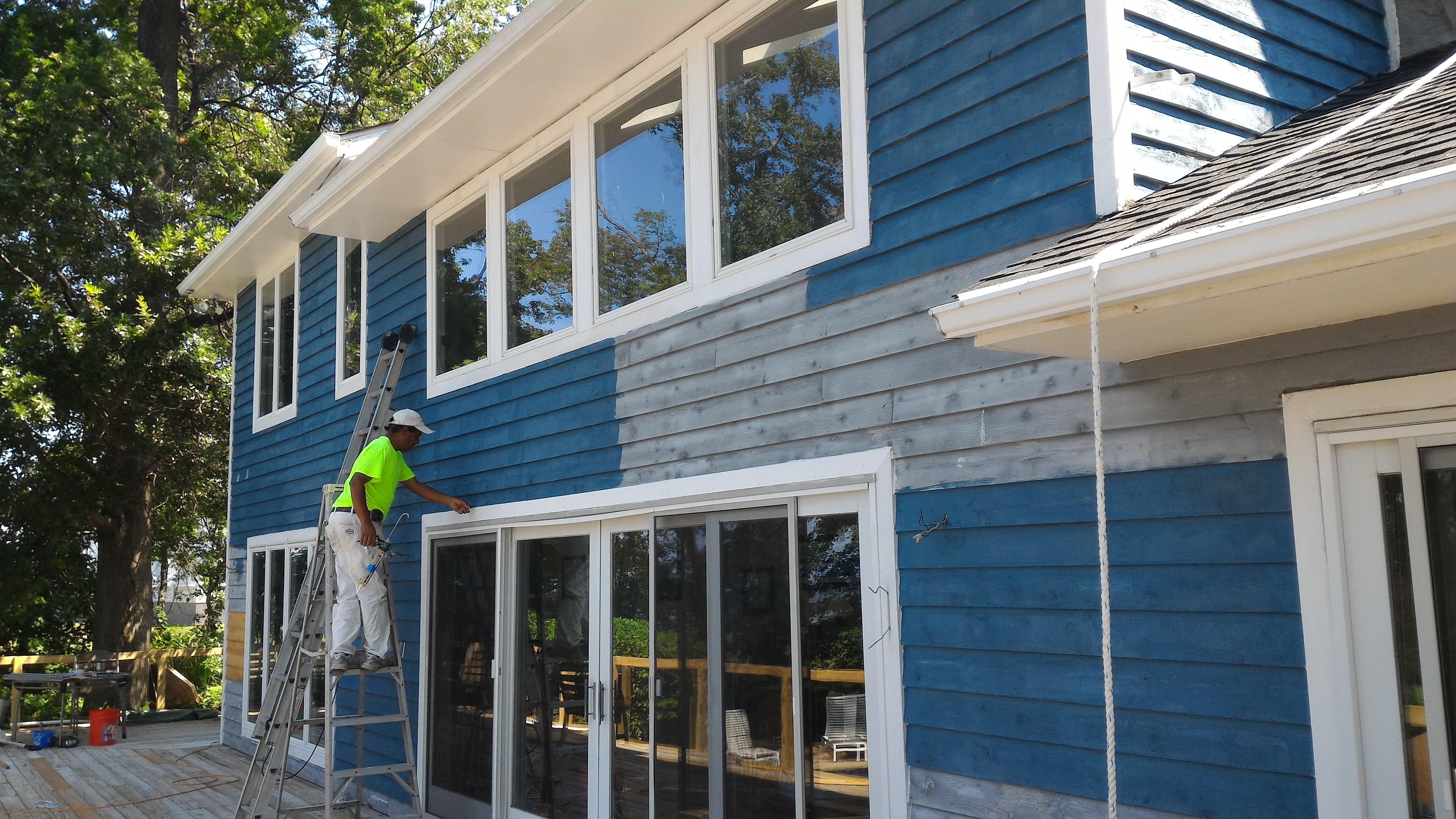 Paint Prep-Exterior