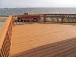 Southern facing decks benefit greatly from solid stain– Long Neck, Indian River, DE